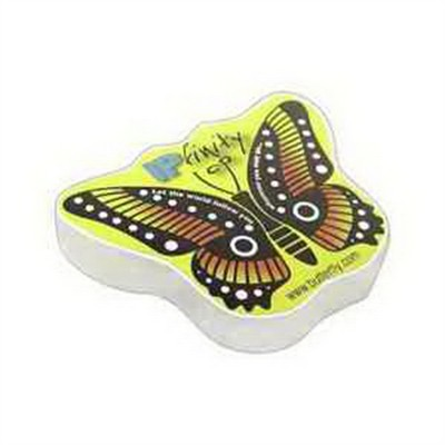 Butterfly shape in Eco Friendly Compressed T-shirt