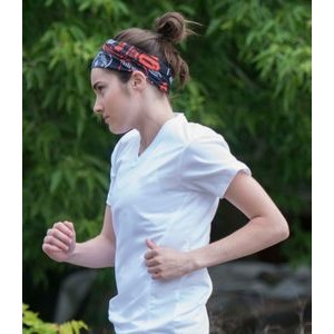 Eco Women's V Neck Running Shirt